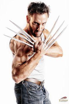 Best Logan. Period. by Lonstermash #Dragon*Con 2013 #Xmen #Wolverine