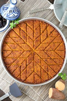 Kibbeh is a savory Middle Eastern mainstay. A vegan Sweet Potato Kibbeh. Looks tasty! Lebanese Recipes, Vegan Recipes, Cooking Recipes, Lebanese Cuisine, Arabic Food, Arabic Dessert, Arabic Sweets, Eastern Cuisine, Vegetarian