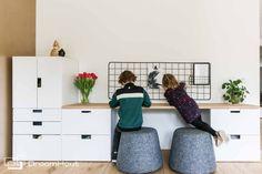 Baby Bedroom, Nursery Room, Kids Bedroom, Ikea Girls Room, Ikea Hack Kids, Ikea Stuva, Toddler Boy Room Decor, Scandinavian Kids Rooms, Ideas Habitaciones