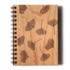 Cardtorial Gingko Journal   Domino