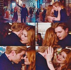 Aww clary and jace dancing 😍😍😍 Girl Hunting Quotes, Hunting Girls, Clary Und Jace, Clary Fray, Malec, Cassandra Clare, Grey's Anatomy, Shadowhunters Season 3, Dominic Sherwood