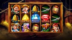 Gold Rush Slot on Behance