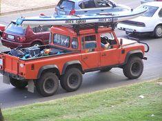 H2Micr0's Defender 6x6 Crew Cab