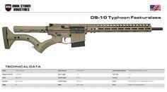 Bark Industries - DS-10 Typhoon Featureless