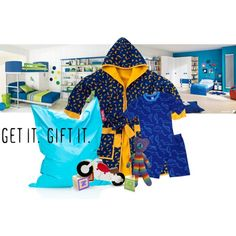 Give a gift of our cute robe and pajama sets. Puts a smile on your little one's face and makes bedtime more fun. Available in a range of colors and styles