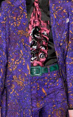 Mui Mui pattern play