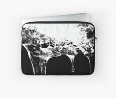 """""""Winters Magic"""" Laptop Sleeves by Karen Stahlros 