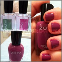 Zoya Nail Polish- if I ever grow my nails again, love this color.