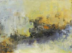 "Saatchi Online Artist Norma Trimborn; Painting, ""Every journey starts with the first step"" #art"
