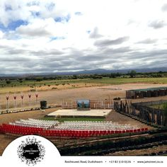 Jamstreet offers an assortment of activities and facilities which can be used for various functions. Our amphitheater is the ideal venue for live performances and the open air offers a unique atmosphere. Contact us for more details regarding bookings. #venues #entertainment #oudtshoorn