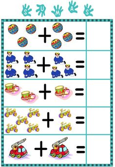 Spring Count and Clip Cards: Numbers Math For Kids, Fun Math, Math Games, Learning Activities, Kids Learning, Kindergarten Math Worksheets, In Kindergarten, Preschool Activities, Math Boards