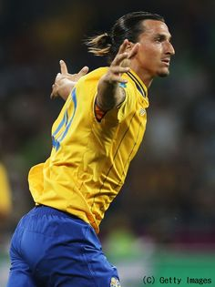 Zlatan Ibrahimovic Spectacular striker currently playing for Paris Saint-Germain F.C. and the Swedish national football team. (Has also played for Malmö FF, AFC Ajax, Juventus FC, FC Inter Milano, FC Barcelona and AC Milan).