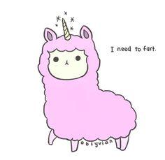 "oblyvian  "" pandasralike asked you  Can you draw an alpacacorn  Alpaca+ Unicorn  alpacacorn♥ Classy creatures 0f9776bea60"