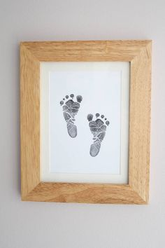 Baby Hand And Foot Inkless Print Kit baby hand and foot inkless print kit by elizabeth jane Baby Hand And Foot Prints, Baby Prints, Baby Feet Art, Baby Design, Christmas Presents For Babies, Christmas Gifts, New Baby Crafts, Baby Feet Crafts, Newborn Crafts