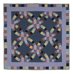 Bonnie's Double Wedding Ring Quilt: Keepsake Quilting Quilt Block Patterns, Pattern Blocks, Quilt Blocks, Wedding Ring Quilt, Double Wedding Rings, Keepsake Quilting, Amish Quilts, Dresden Plate, Wedding Ring Designs