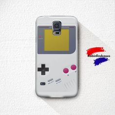Samsung Galaxy S5 Case Nintendo Game Boy by robinfindcases on Etsy, $14.50