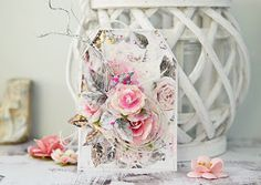 Another stunning new Prima collection revealed on the blog today!     Rose Quartz collection is so stunning.......just love the whitewash...