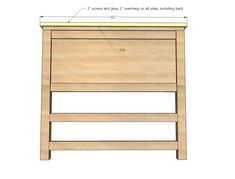 DIY Projects Farmhouse Storage Bed with Storage Drawers Woodworking Plans by Ana White Bed Frame With Drawers, Bed Frame With Storage, Diy Bed Frame, Bed Frames, Diy Bedframe With Storage, Bed Storage, Storage Drawers, Bedroom Storage, Storage Area