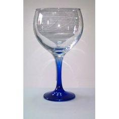 Copa balón, ideal para servir un gintonic perfecto. http://www.ilvo.es/7277-copa-combinados-pie-color-misket-64-cl.html