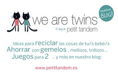 Petit Tandem – tienda online para gemelos