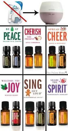 Ditch the plugins in this holiday season! www.thepaleomama.com/essential-oils