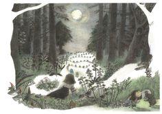 """ Daisy Sara Beth and Midsummer day "", retelling of Rudolf Steiner education folktale"