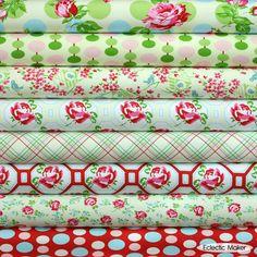 Tanya Whelan Fabric Pack Sugar Hill in Ivory