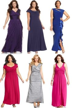 Evening dresses for a wedding reception - Fashion and beauty blog