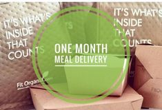 Fit Organix is Toronto's ONLY Organic, Daily Meal Delivery. Everything we do is Gluten Free, Dairy Free, Soy Free, Corn Free & Peanut Free. Paleo Food, Paleo Recipes, Vegan Gluten Free, Dairy Free, Allergy Free, Daily Meals, Getting To Know You, Fodmap, Menu Planning