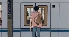 Anime Gifs, Art Anime, Manga Anime, Aesthetic Gif, Retro Aesthetic, Image Clipart, Chibi, 90s Cartoons, Animation