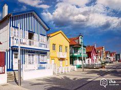 Aveiro - Casas na Costa-Nova Portugal