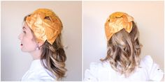 1950s Hat / VINTAGE / Gold / Satin / Birdcage by HighHatCouture