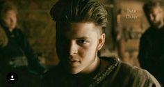 Alex Hoegh Andersen as Ivar the Boneless from Vikings