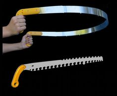 Snow Tools - Cave Carver and Yangfang.  One (1) Cave Carver:  One (1) YangFang snow saw and sheath.  Durable, lightweight, reliable, beyond compare.  Includes one booklet and one sticker as well.  Make igloos and snow caves.