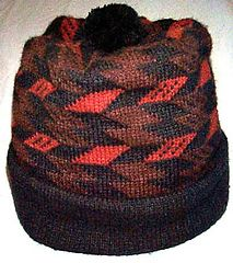 Ravelry: Machine knit Toque pattern by Roni Knutson