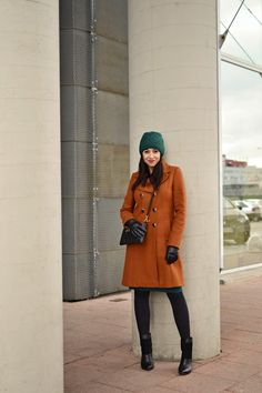 Galerie inspirací na Módnípeklo. Pretty Outfits, Pretty Clothes, Shopping Hacks, Ootd Winter, My Style, Coat, Streetwear Clothing, Jackets, Beautiful