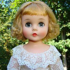 Elise Bride Doll 1750 Vinyl Marybel Head Madame Alexander 1962 Only by AmericanBeautyDolls on Etsy