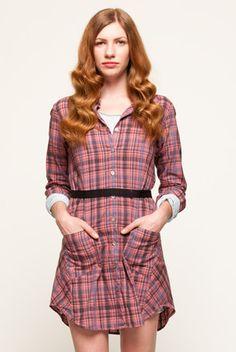 Eve Shirtdress | Stewart + Brown