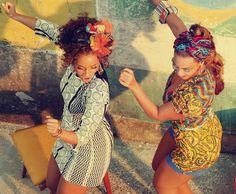 <3 Alicia & Beyonce <3