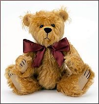 this teddy called Dylan - pattern and instructions FREE