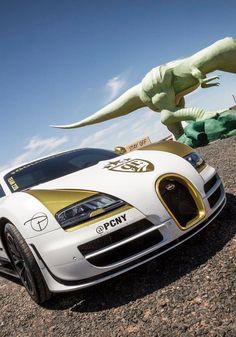 Bugatti Veyron Super Sport Pur Blanc
