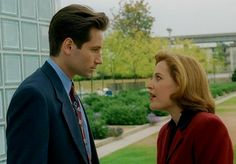 Mulder & Scully