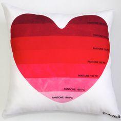 Pantone Heart <3