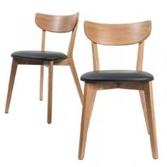 Copenhagen Dining Chair | Set of Two | Soulia