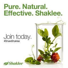 Shaklee is pure, natural and effective. Everything we do has been designed In Harmony with Nature™. Discover our difference. Every Shaklee Product Is 100% Guaranteed.