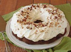 Roasted Banana Cake