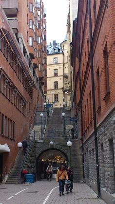Östermalm - Stockholm, Sweden