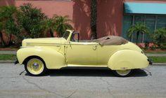 1940 Hudson Deluxe, posted via autotraderclassics.com