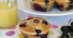 Just because you don't eat grains, doesn't mean you don't want to bake. These muffins are a must try!