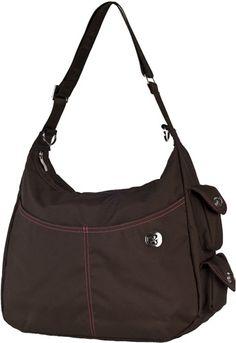 Fleurville Re-run Hana Bag - Chocolate